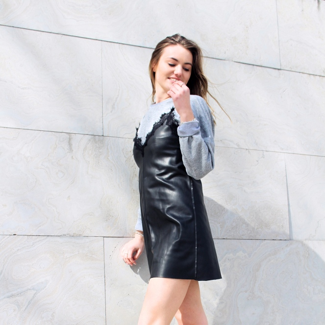 Leather Dress 3
